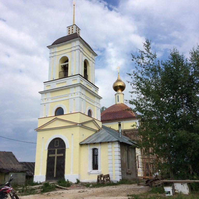 Троицкий храм Ковров